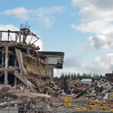débarras usine Messimy-sur-Saône