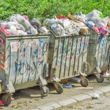 ramassage déchets Messimy-sur-Saône